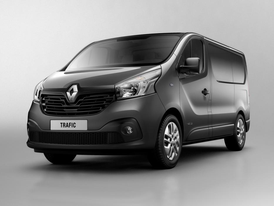 Renault Trafic 2014 Passenger Combi 9 Energy dCi Twin Turbo 120 Largo - 0