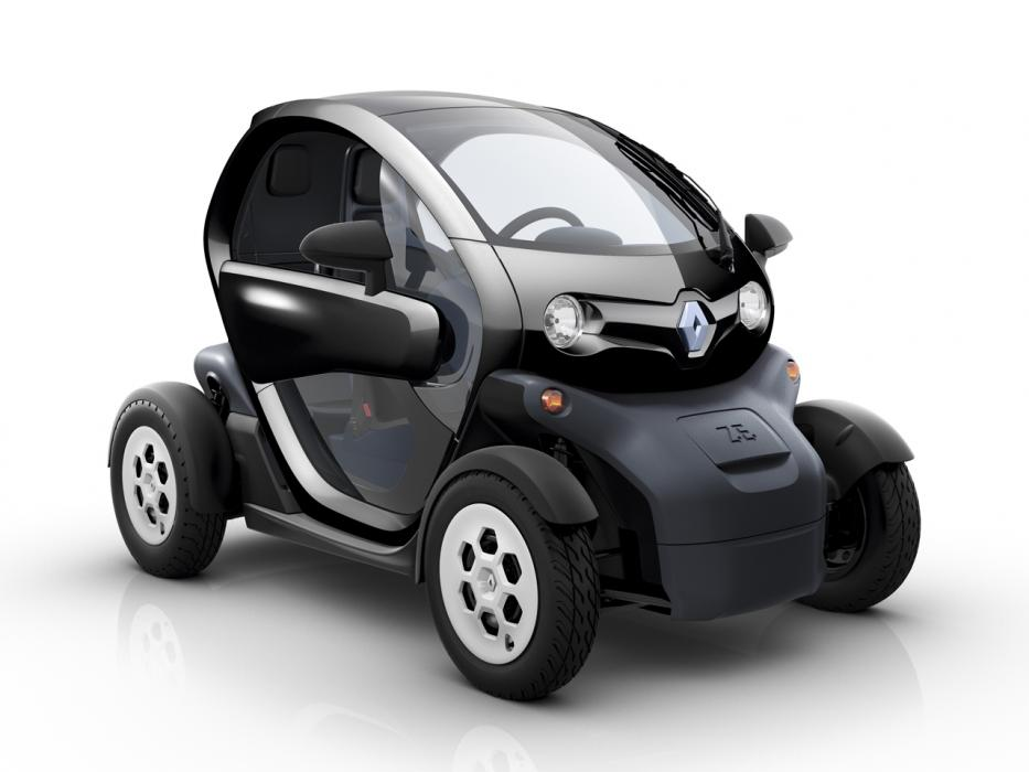 Renault Twizy 2012 Intens White 80 - 0