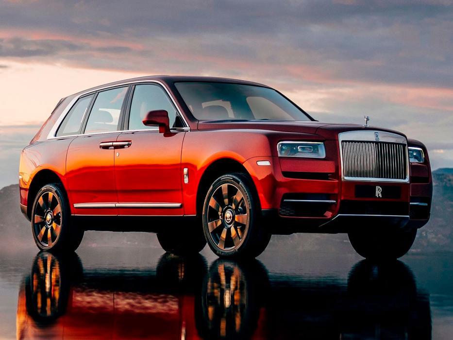 Rolls-Royce Cullinan - 0