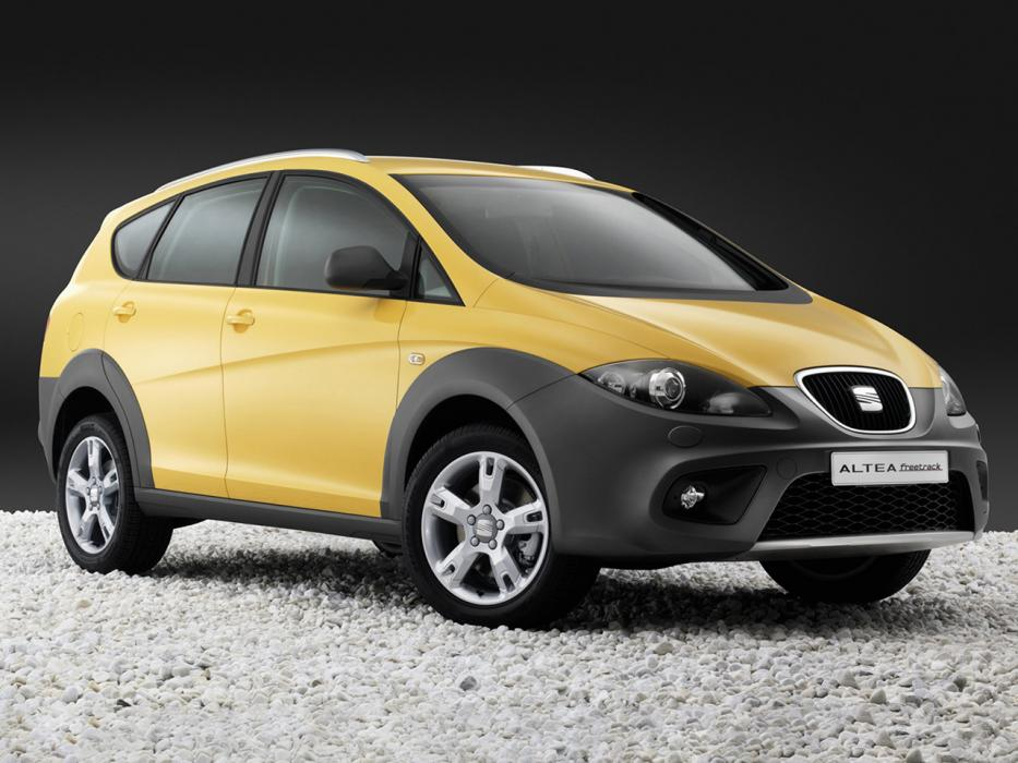 Seat Altea Freetrack 2007 2.0 TDI CR 140 CV 4WD - 0
