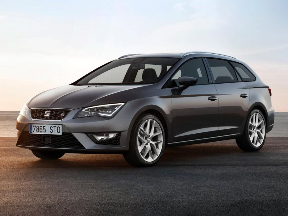 Seat Leon ST 2013 1.2 TSI 86 CV Reference Plus - 0