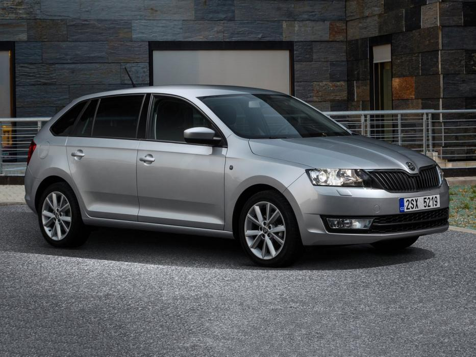 Škoda Spaceback  2013 1.6 TDI 90CV Active GreenTec - 0
