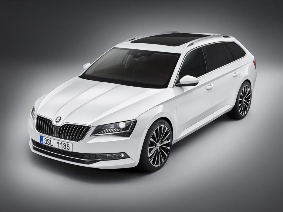 Škoda Superb - 0