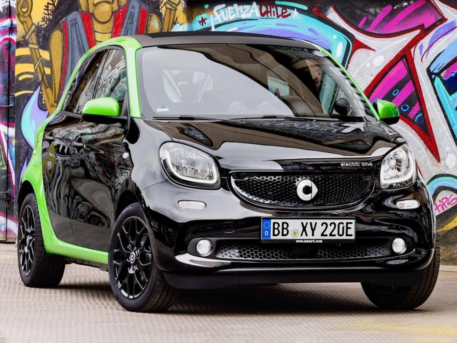 Smart ForFour - 0