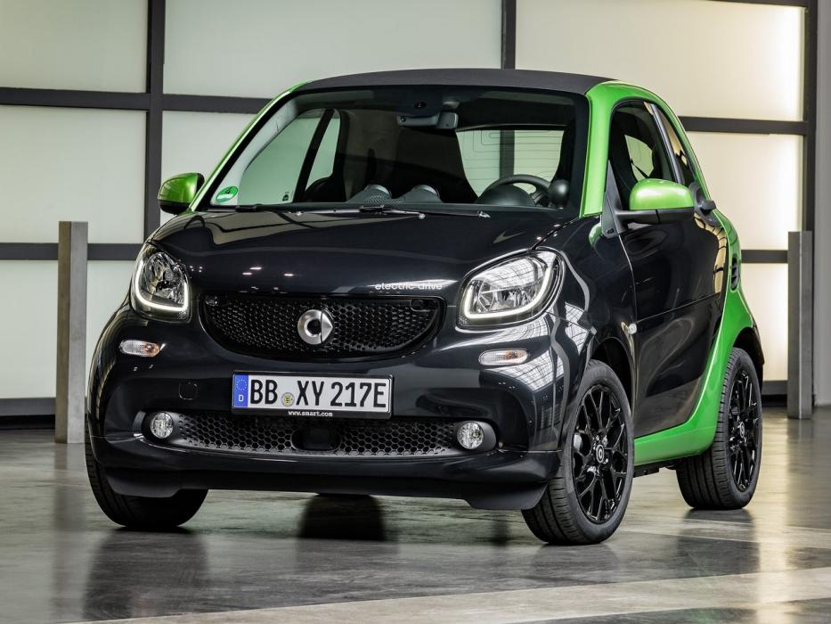 Smart ForTwo Electric Drive 2016 60 Electric Drive - 0