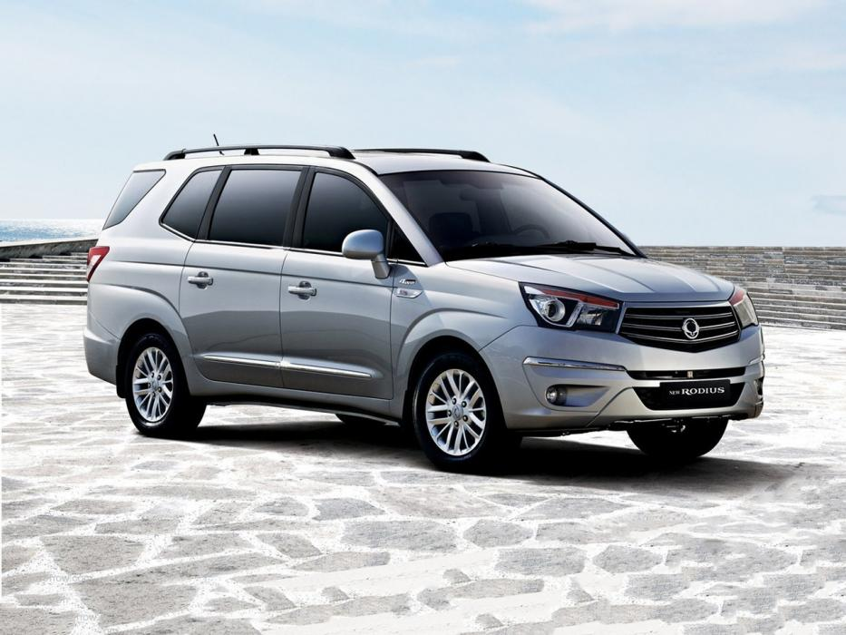 SsangYong Rodius 2013 D22T 178CV Automático AWD Limited - 0