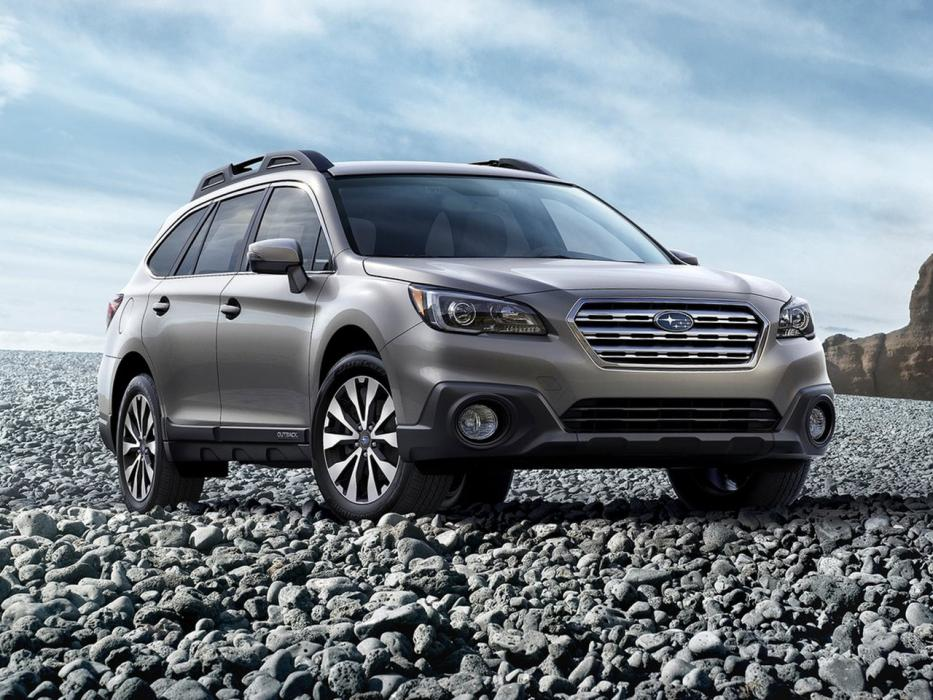 Subaru Outback 2010 2.5i CVT Lineartronic Executive - 0