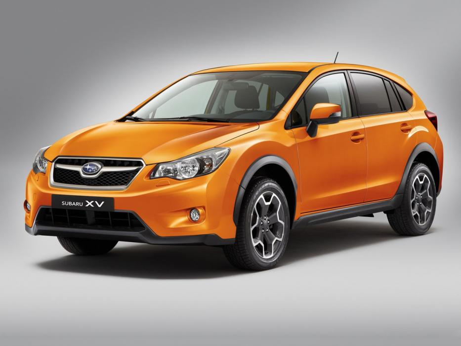Subaru XV 2012 2.0TD 6MT Executive Plus - 0