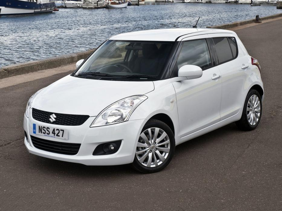 Suzuki Swift 3P 2010 1.2 3P GL MC - 0