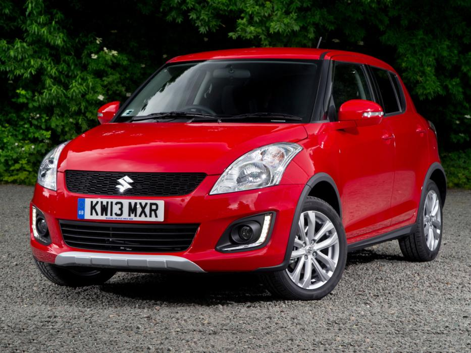 Suzuki Swift 5P 2010 1.2 5P S.E. TAKUMI MC - 0