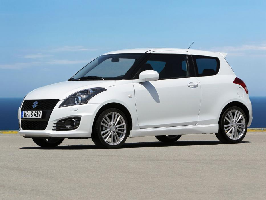 Suzuki Swift Sport 2010 - 0