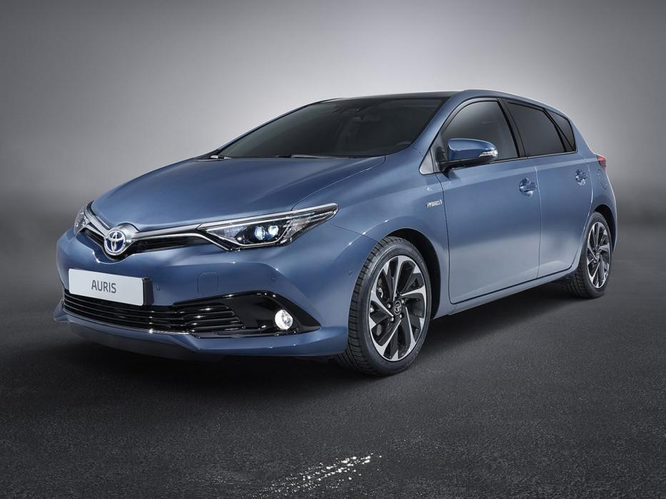 Toyota Auris 2012 90D Feel! - 0