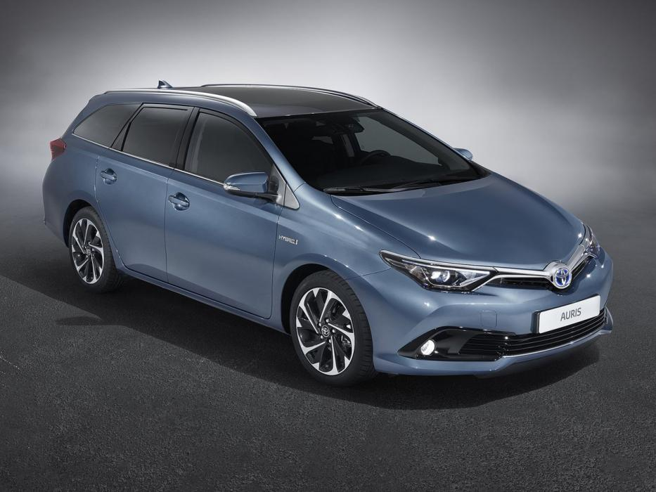 Toyota Auris Touring Sports 2013 115D Feel! - 0
