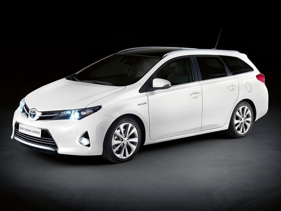 Toyota Auris Touring Sports 2013 120D Advance :Configurador de ...