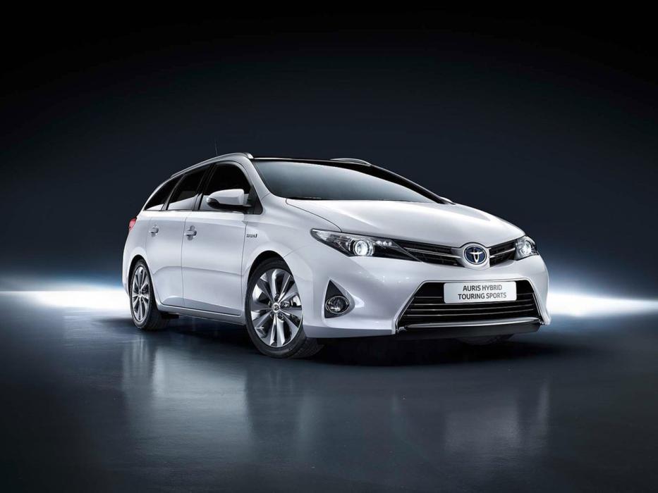 Toyota Auris Touring Sports Hybrid 2013 Active :Configurador de ...