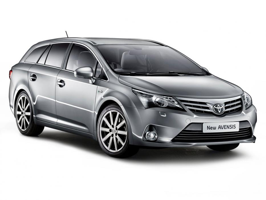 Toyota Avensis Touring Sports 2012 150D Executive AutoDrive - 0
