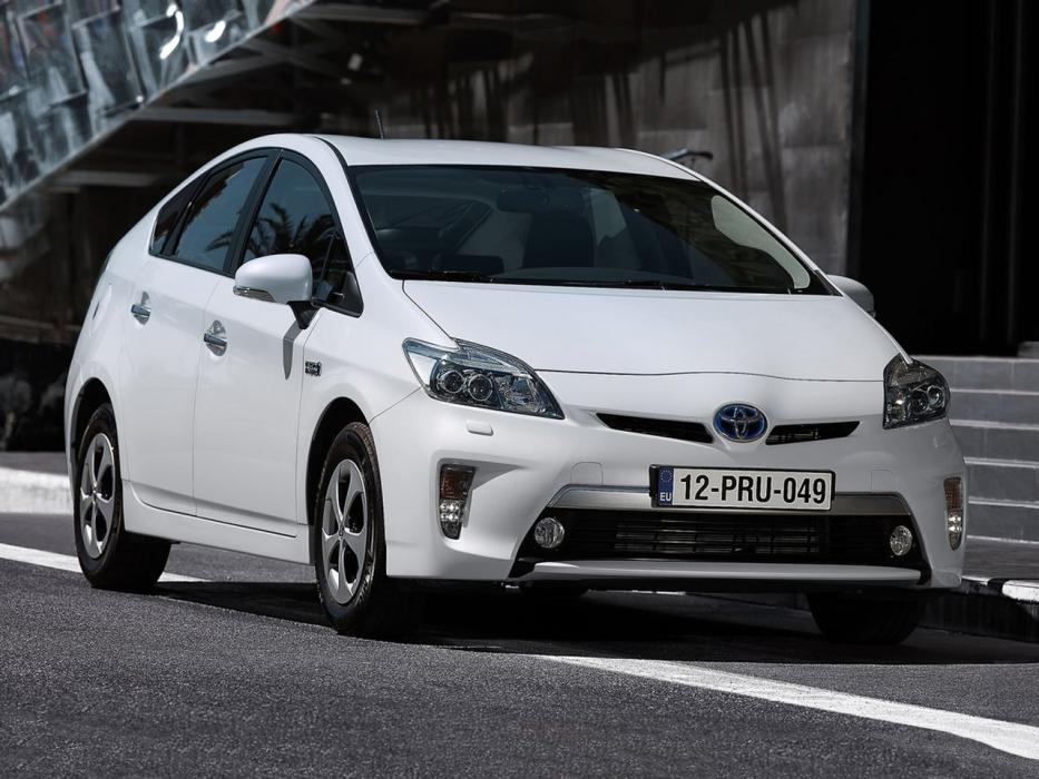 Toyota Prius Plug-In 2014 1.8 HSD Executive - 0