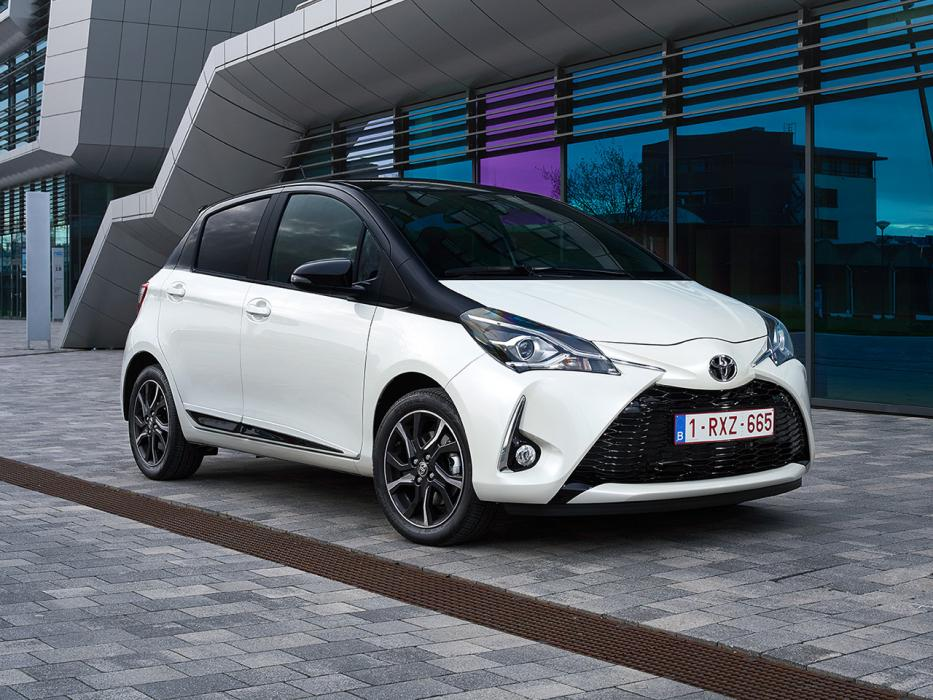 Toyota Yaris 5P 2014 100 Feel! - 0