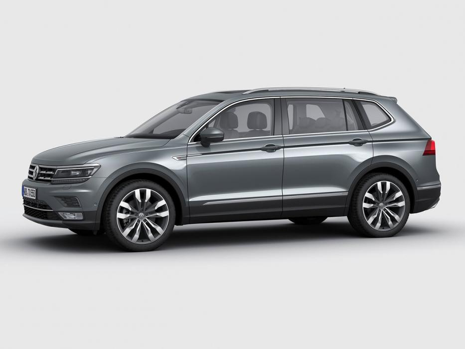 dimension tiguan allspace 2017 volkswagen tiguan allspace it 39 s confirmed specs volkswagen. Black Bedroom Furniture Sets. Home Design Ideas
