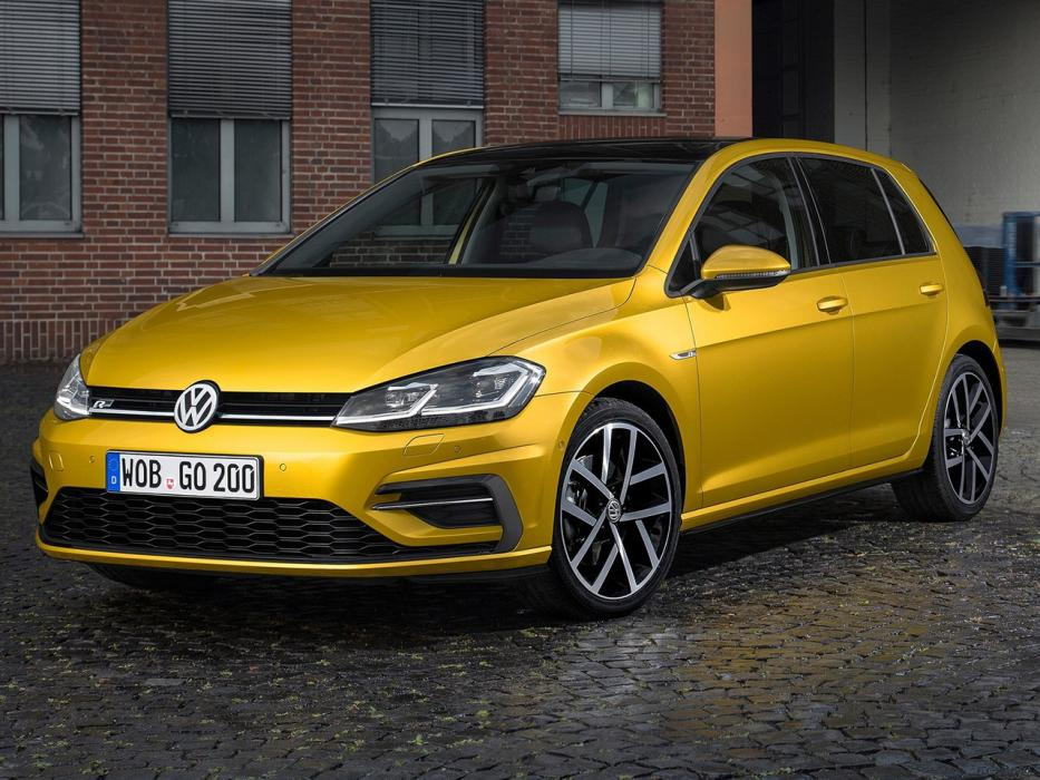 Volkswagen Golf 3P 2017 1.4 TSI Bluemotion 125CV Advance - 0