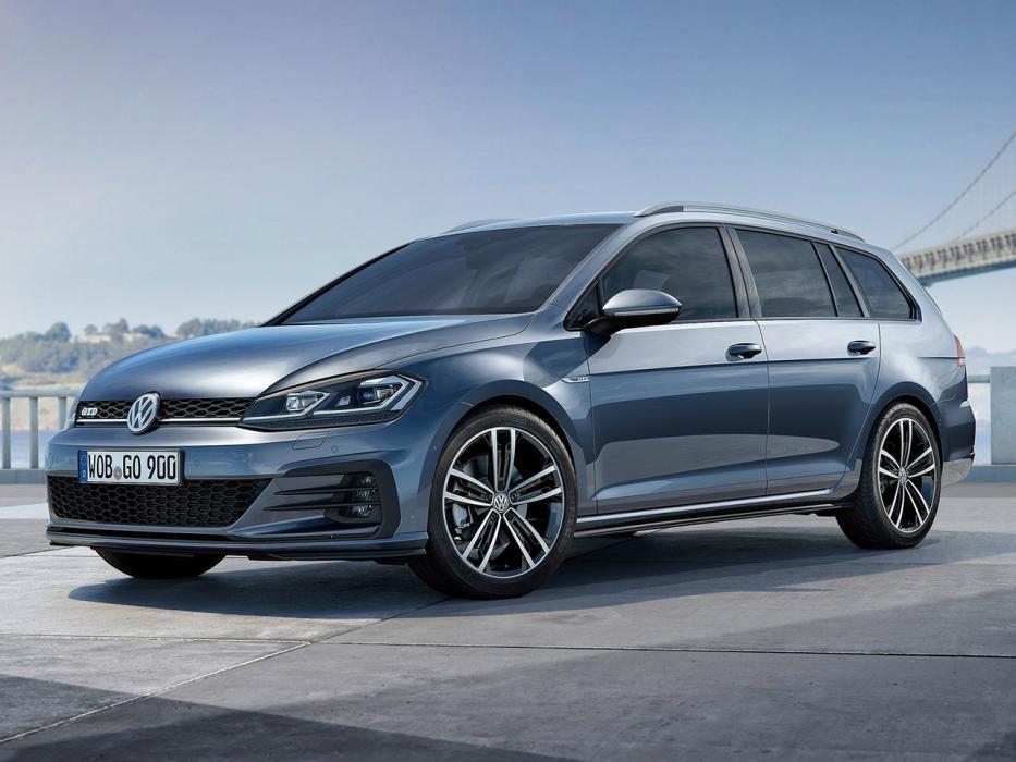 Volkswagen Golf Gtd Variant 2017 8