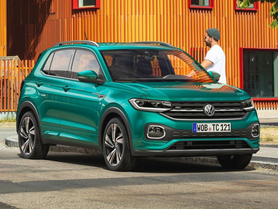 Volkswagen t cross 2019 precio peru