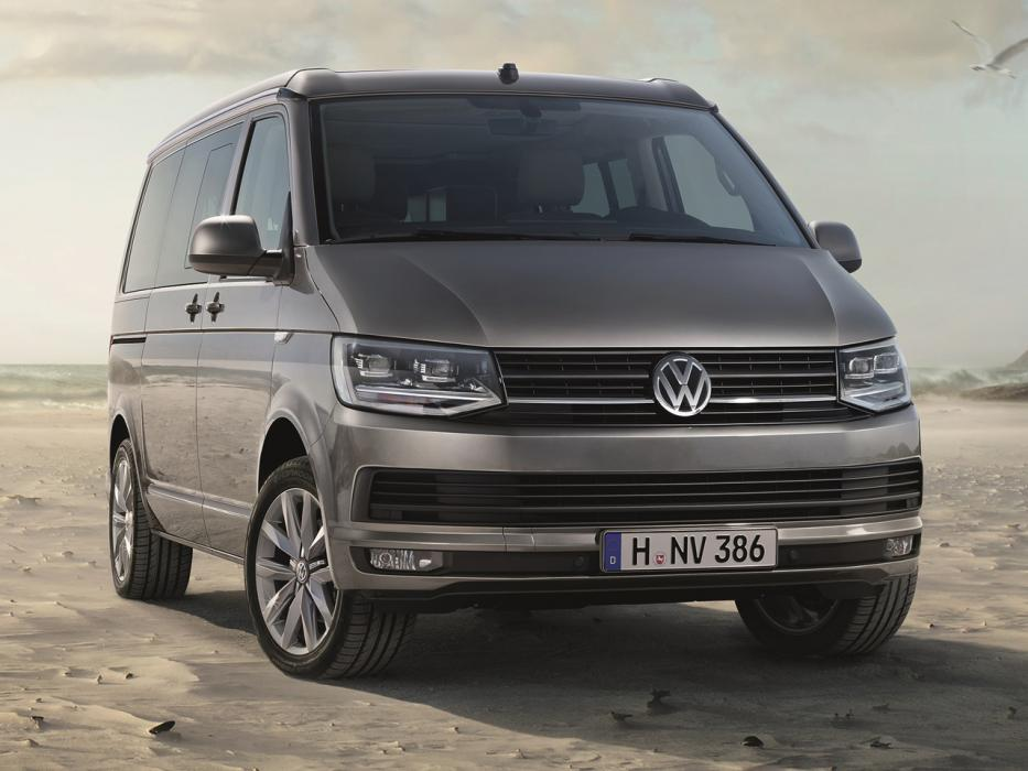 Volkswagen California 2015 2.0 TDI BMT 150CV 4Motion Beach - 0