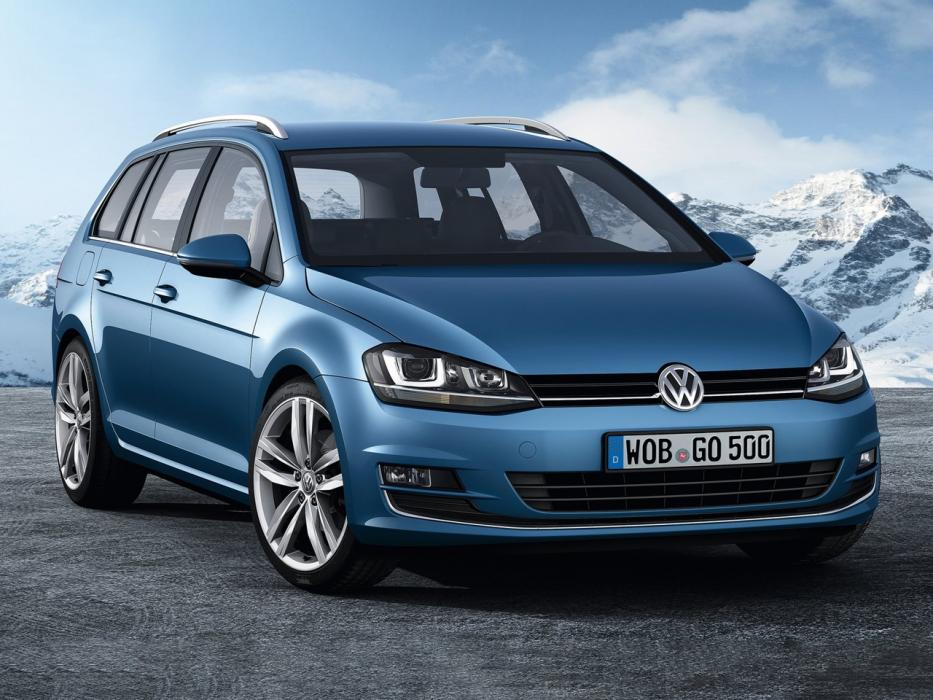 Volkswagen Golf Variant 2013 2.0 TDI CR DSG BMT ADVANCE - 0