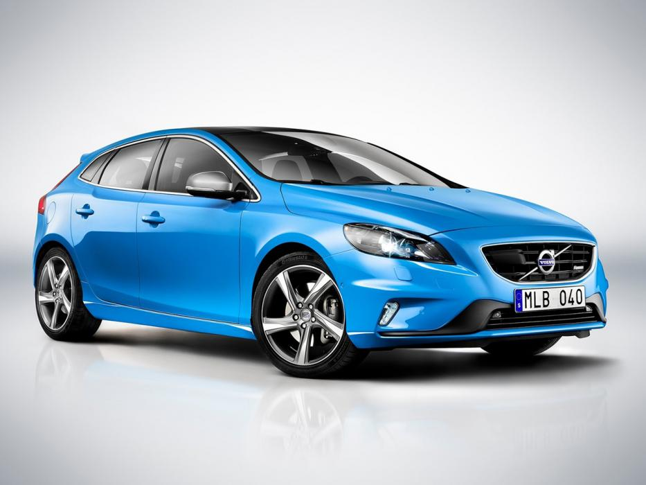 Volvo V40 2012 D3 150CV Inscription - 0