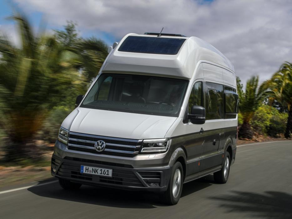 Volkswagen Grand California 2020 Datos Y Precios Autobild Es