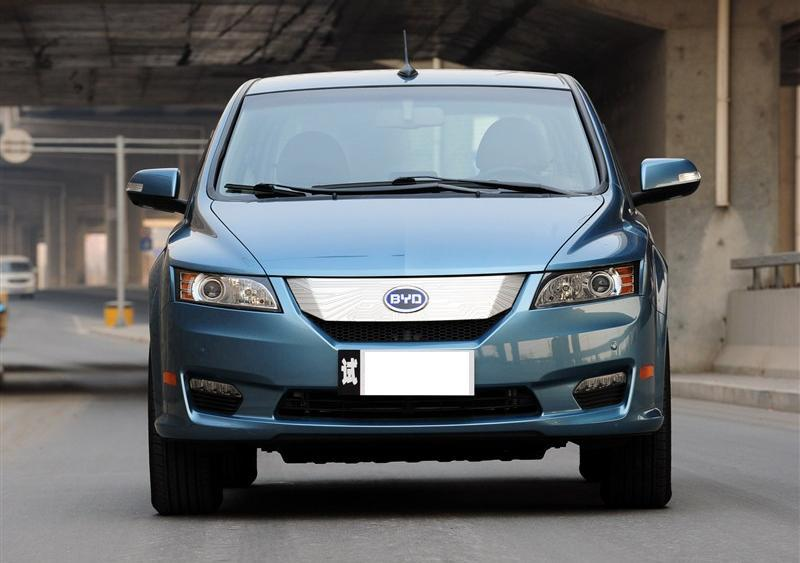 BYD  E6  2013 - 0