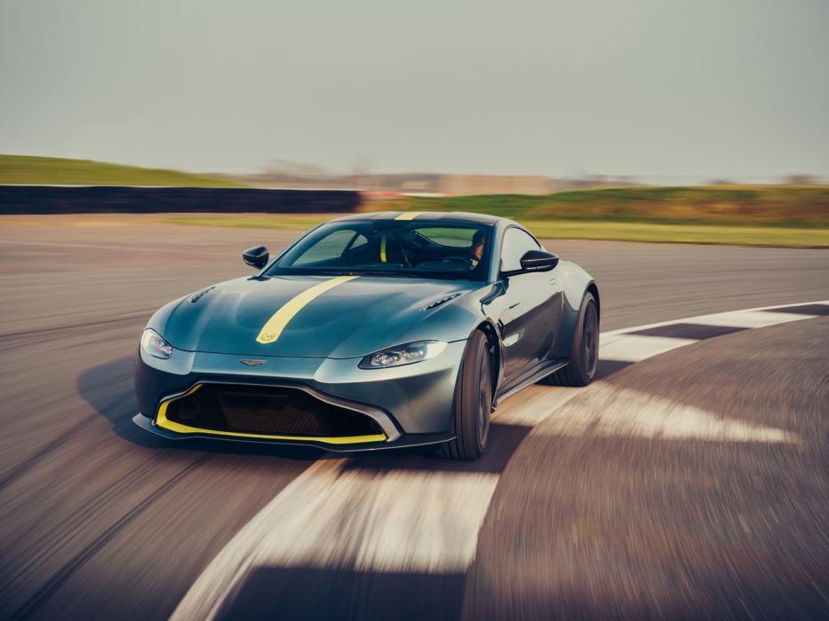 Aston Martin Vantage AMR 2019 4.0 V8 510CV -- Autobild.es